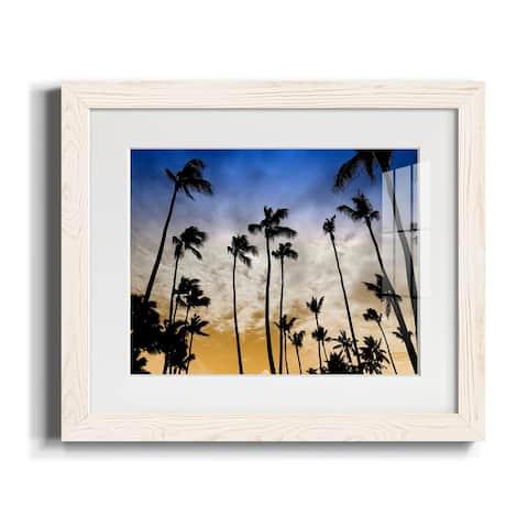 Evenings Edge-Premium Framed Print - Ready to Hang