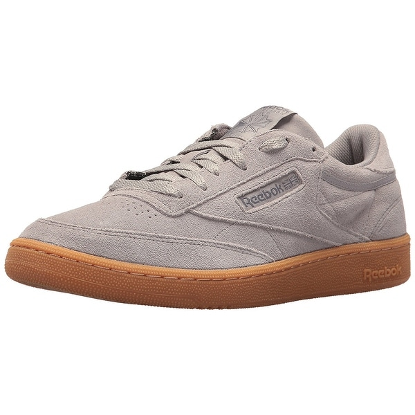 f92e3055cdaa3 Shop Reebok Men s Club C 85 GS Sneaker - 6.5 - Free Shipping Today ...