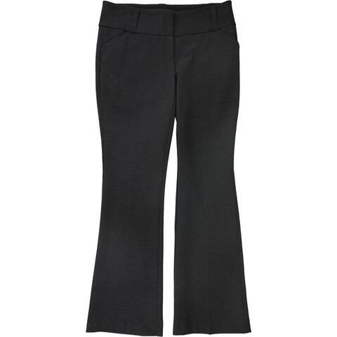 Alfani Womens Tummy Control Casual Trouser Pants