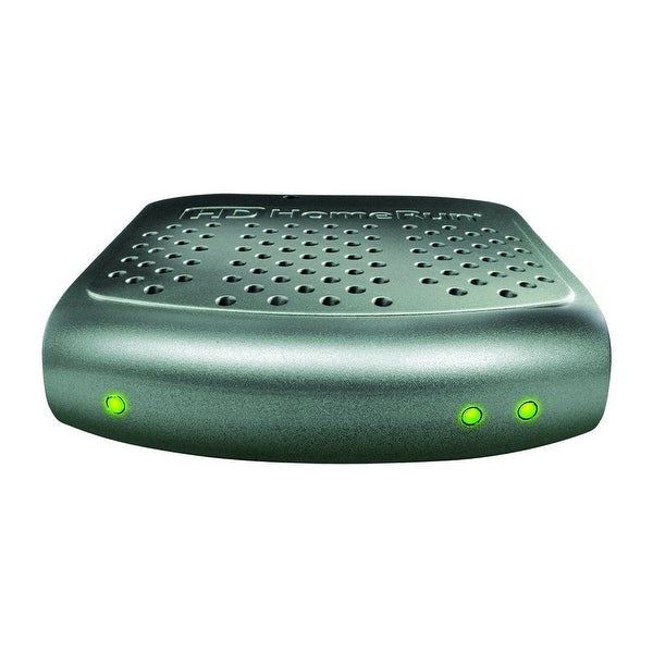 SiliconDust HDHomeRun CONNECT. FREE broadcast HDTV (2-Tuner) - silver