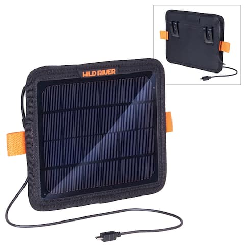 Wild River Tackle Tek Solar Panel Charger