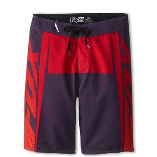 Fox 2014 Kid's Trench Boardshort - 10135 - Purple Haze