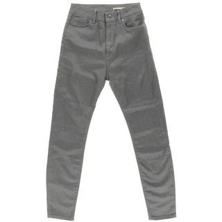 Zara Womens Slim Fit Mid-Rise Skinny Jeans - 6