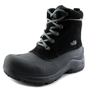 The North Face Chilkat Lace Round Toe Suede Hiking Boot