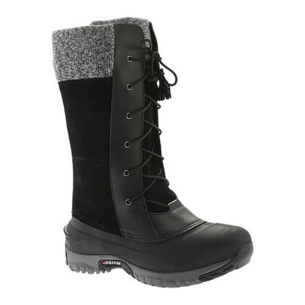 Shop Baffin Women's Dana Snow Boot Black - On Sale - Free