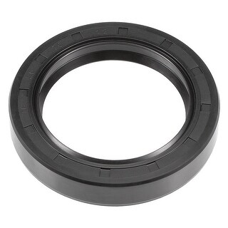 Oil Seal, TC 50mm x 70mm x 12mm, Nitrile Rubber Cover Double Lip - 50mmx70mmx12mm