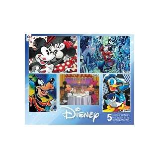 Disney Mickey and Friends 5 in 1 Multi Pack
