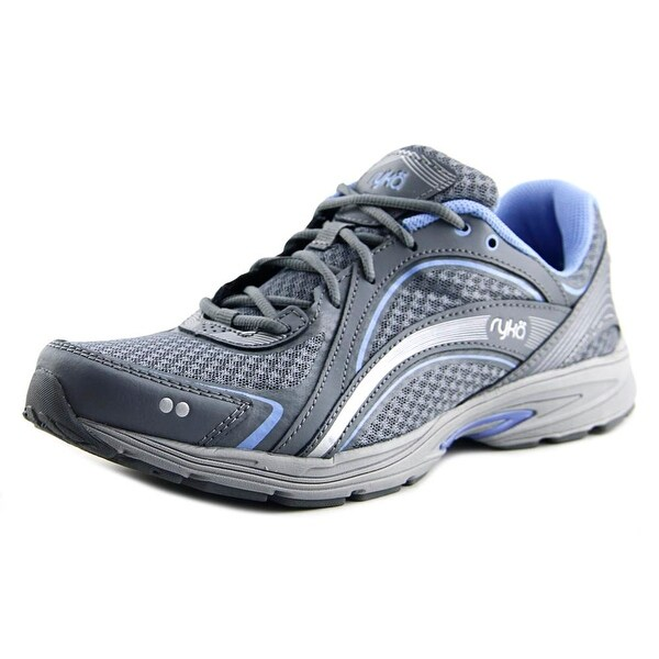 Ryka Sky Walk Women Round Toe Synthetic Gray Walking Shoe