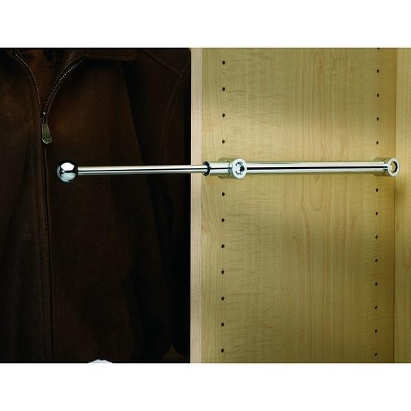Genial Rev A Shelf CVR 14 CVR Series 14 Inch Long Closet Valet Rods
