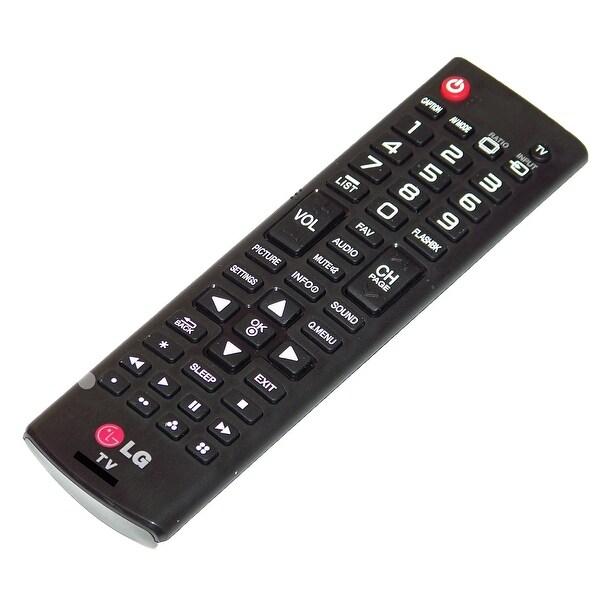 OEM LG Remote Control Originally Shipped With: 65LB5200, 65LB5200UA, 65LB5200-UA