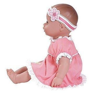 "Adora PlayTime Garden Party BABY DOLL, 13"" Washable Soft Body PLAY DOLL"
