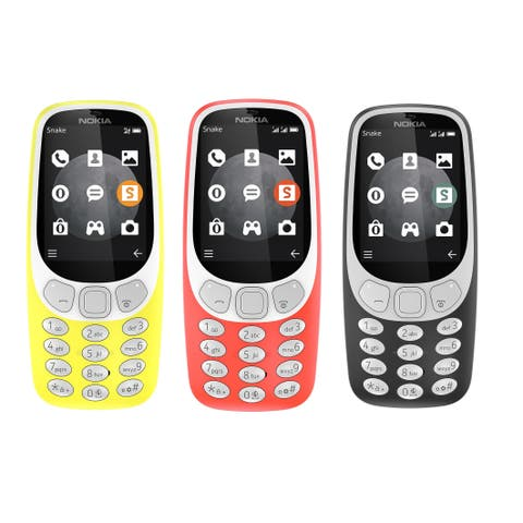 Nokia 3310 TA-1036 Unlocked GSM 3G Android Phone