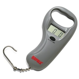 Rapala 50 lb. Sportsman's Digital Fishing Scale