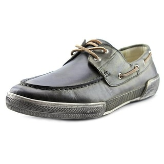 Rogue Accused Men Round Toe Leather Loafer