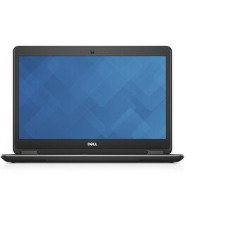 "Dell Latitude E7440 14.0"" Standard Refurb Laptop - Intel i7 4600U 4th Gen 2.1 GHz 8GB SODIMM DDR3L SATA 2.5"" 500GB Win 10 Pro"