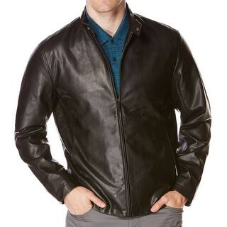 Perry Ellis NEW Brown Mens Size Large L Full-Zip Motorcycle Jacket|https://ak1.ostkcdn.com/images/products/is/images/direct/a4e84279ae1be4b1609550cbbbdb1fe291abb5ed/Perry-Ellis-NEW-Brown-Mens-Size-Large-L-Full-Zip-Motorcycle-Jacket.jpg?impolicy=medium