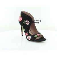 1838444664f Betsey Johnson Caroline Women s Heels Black. Sale