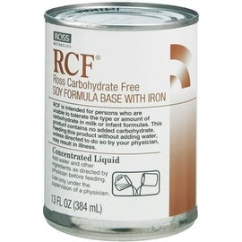RCF Soy Formula Base With Iron 13 oz (4 options available)