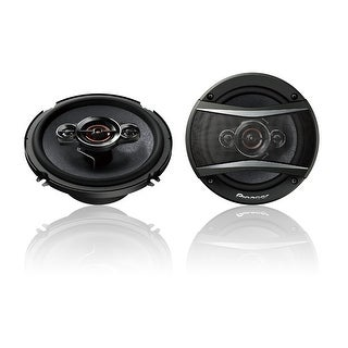 "Pioneer 6.5"" Speakers 4 Way 350 Watts Max"