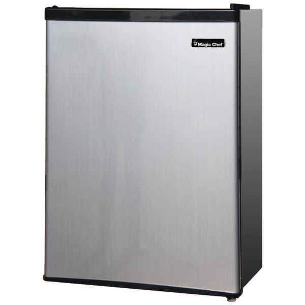Magic Chef Mcbr240S1 2.4 Cubic-Ft. Refrigerator