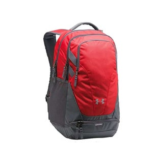 Under Armour UA Team Hustle 3.0 All Sport Backpack 1306060 (Option: Red)