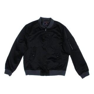 Champion Mens Contrast Trim Long Sleeves Basic Jacket