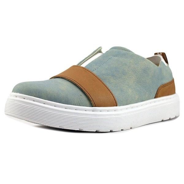 Dr. Martens Air Wair Lylah Women Coronet Blue/Tan Flats