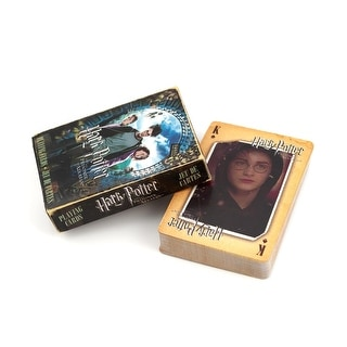 Harry Potter and The Prisoner of Azkaban Playing Cards