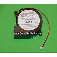 Epson Projector Lamp Fan- PowerLite 480, 485W, BrightLink 475Wi, 480i, 485Wi