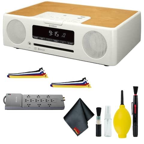 Yamaha TSX-B235 Desktop Audio System - Surge Protector - Strap Set x2
