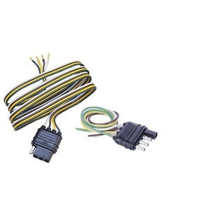 """Hopkins 48215 4-Wire Flat Connector Set, 48"""""""