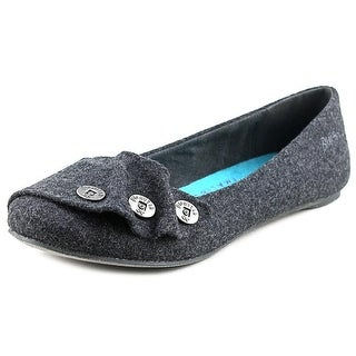 Blowfish Peppermint Women Round Toe Canvas Flats