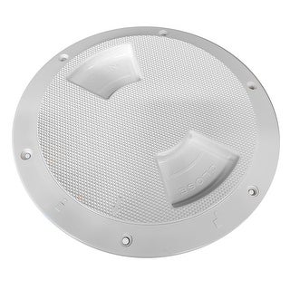 Sea Dog Line Sea Dog Abs Deck Plate White Textured 5 Quarter Turn To 336352 1