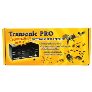 Transonic Pro TX-PRO Electronic Pest Repeller|https://ak1.ostkcdn.com/images/products/is/images/direct/a4f14a1512b6bc865c836ec9758d68a6ece37d8e/Transonic-Pro-TX-PRO-Electronic-Pest-Repeller.jpg?impolicy=medium