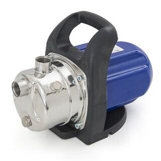 Arksen 1200W Stainless Shallow Well Water Booster Pump Home Garden Irrigation 925GPH