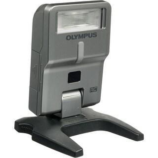 Olympus V326110SU000 Olympus FL-300R Wireless Remote Flash in Silver - V326110SU000 - Manual, RC, TTL-AUTO