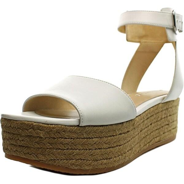 Via Spiga Nemy Women White Sandals