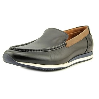 Bacco Bucci Pine Men Round Toe Leather Loafer