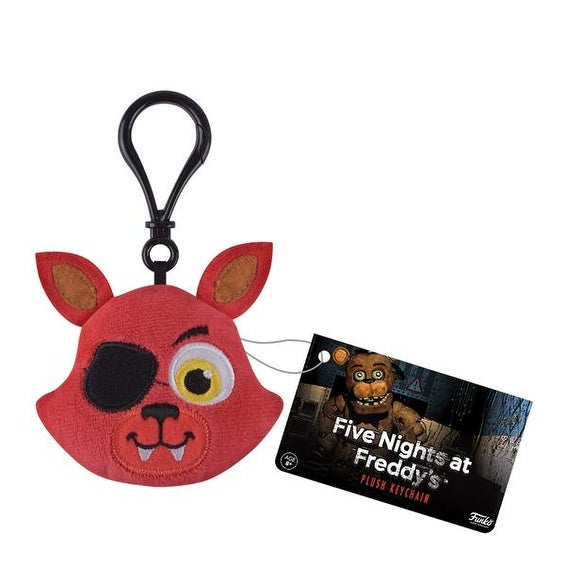 Five Nights At Freddy's Funko Plush Keychain Foxy