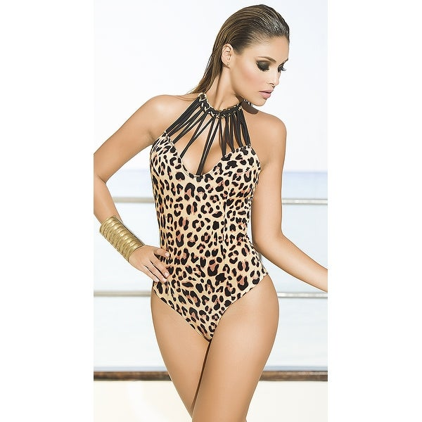 148d0c3e215bc Shop The Ruby Leopard One Piece Swimsuit