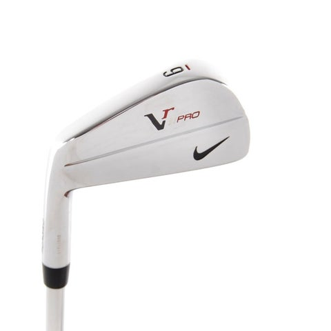 New Nike VR Pro Blade Forged 6-Iron Stiff Flex Steel LEFT HANDED