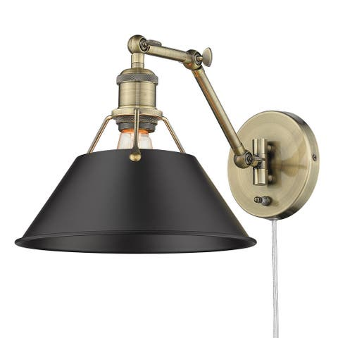 Orwell AB 1 Light Articulating Wall Sconce