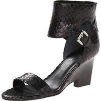 Belle by Sigerson Morrison Women's Adirna Dress Sandal - black osiris