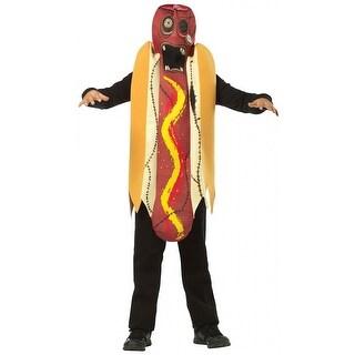 Zombie Hot Dog