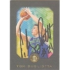 Tom Gugliotta Minnesota Timberwolves 1996 Skybox EXL Autographed Card Nice Autograph This item comes with a certif