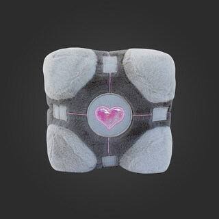 "Portal 7"" Companion Cube Plush - multi"