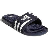 adidas  adissage Navy/White