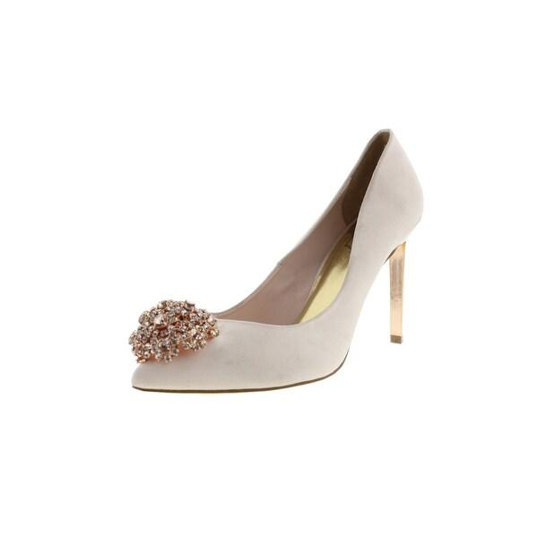 571634ad347 Shop Ted Baker Womens Peetch Pumps Rhinestone Heels - 7.5 medium (b ...