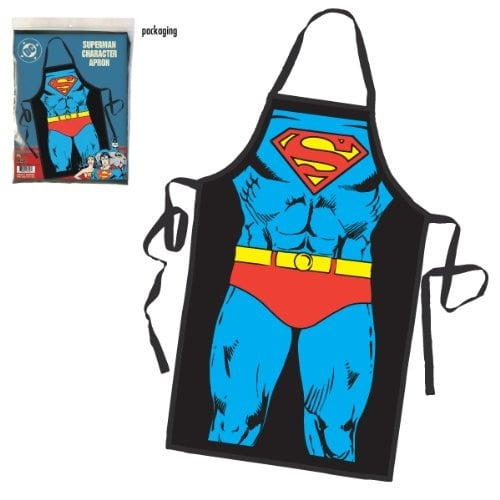 DC Comics Superman Character Apron - Multi