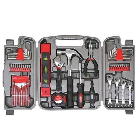 Apollo DT9408 Household Tool Kit, 53 Piece